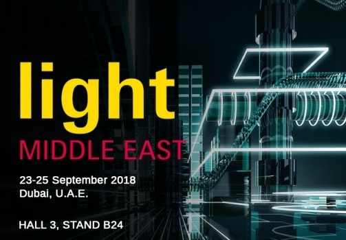 Light Middle East | 23-25 September 2018