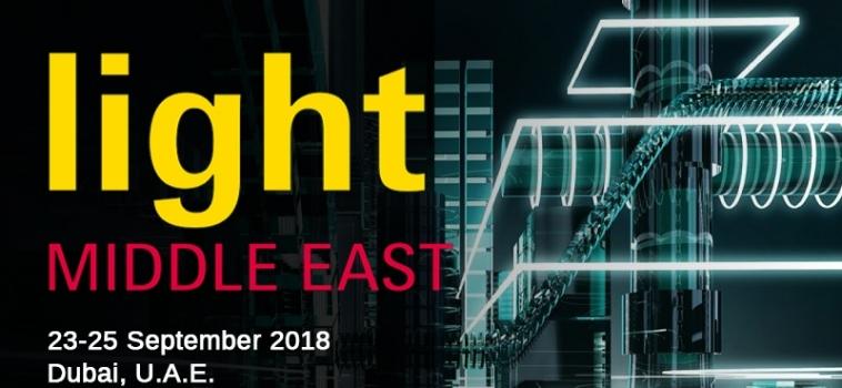 Light Middle East | 23-25 September 2018